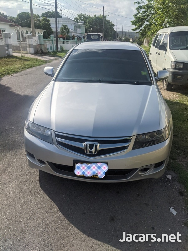 Honda Accord 2,0L 2007-1