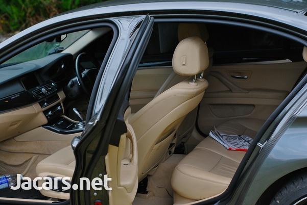 BMW 5-Series 2,0L 2014-7