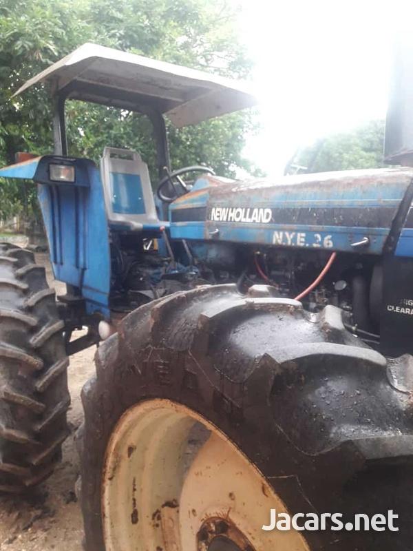 New Holland 6600-3