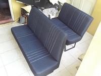 WE BUILD AND INSTALL BUS SEATS FOR TOYOTA HIACE AND NISSAN CARRAVAN