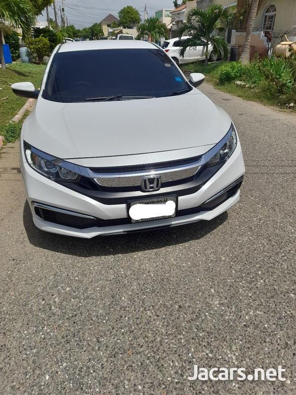 Honda Civic 1,6L 2020-1