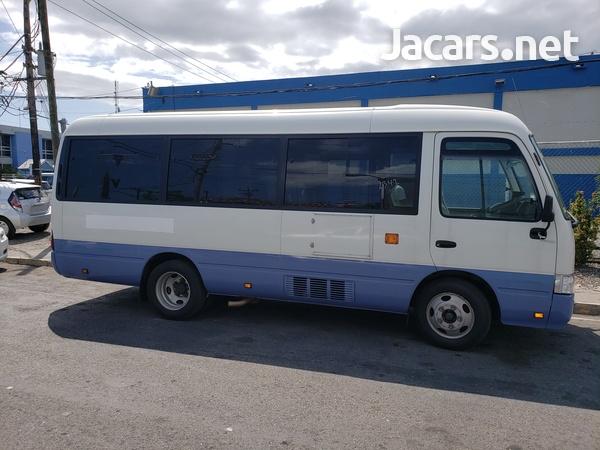 2012 Hino Liesse Coaster Bus-5