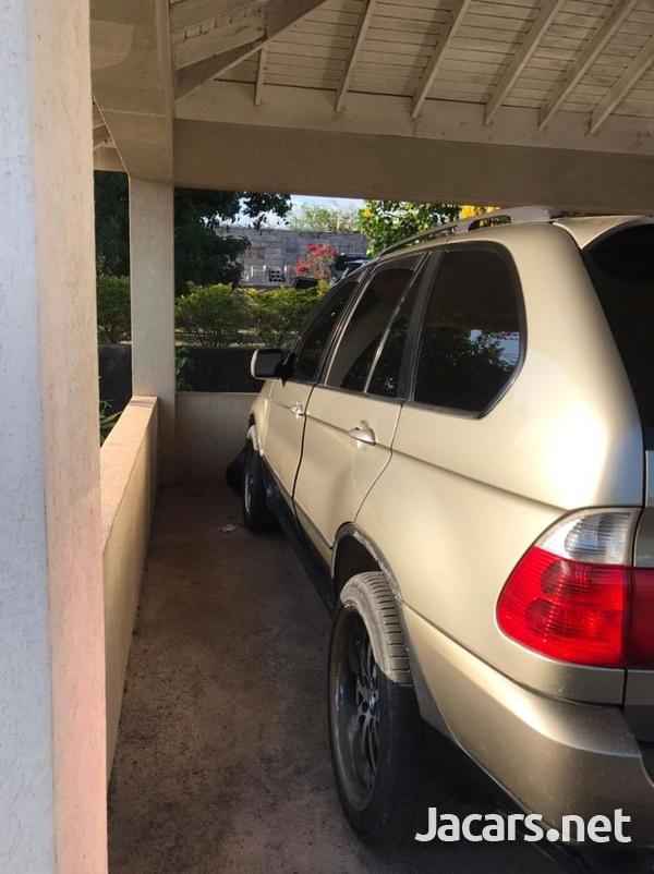 BMW X5 3,0L 2005-4