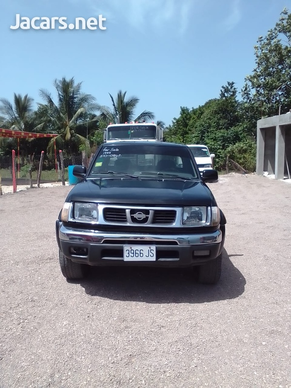 Nissan Frontier 3,0L 1999-1
