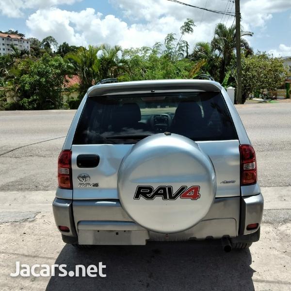 Toyota RAV4 2,0L 2005-1