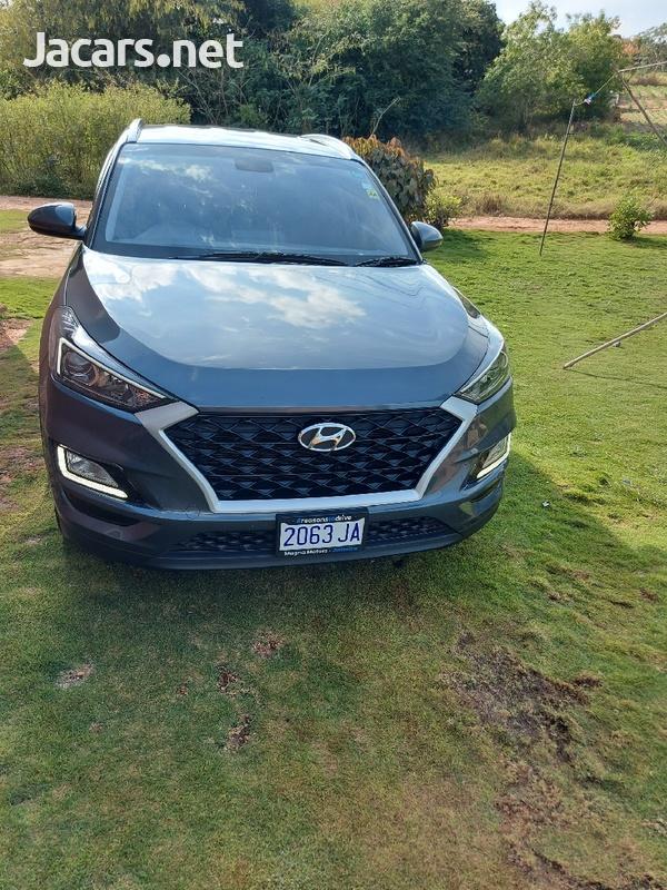 Hyundai Tucson 2,0L 2019-2