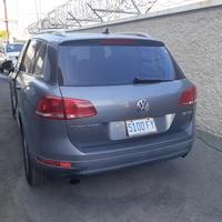 Volkswagen Touareg 2,5L 2011