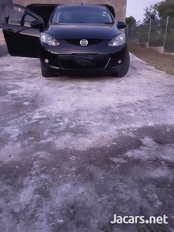 Mazda Demio 1,5L 2010-1