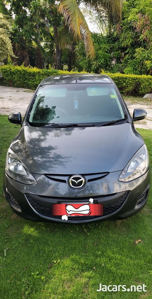 Mazda Demio 1,5L 2013-2