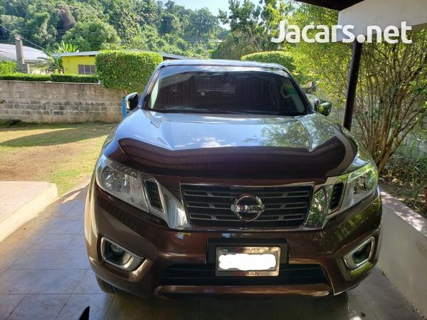 Nissan Frontier 2,5L 2020-4