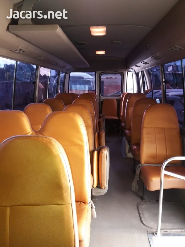 2012 Toyota Coaster Bus-5