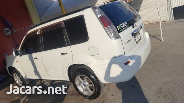 Nissan X-Trail 1,6L 2003-9