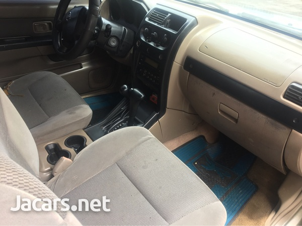 Nissan Frontier 3,3L 2002-6