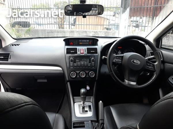 Subaru XV 2,2L 2012-5