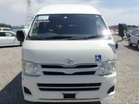 Toyota Hiace Bus 2012