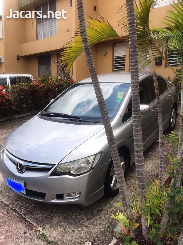 Honda Civic 1,8L 2007-1