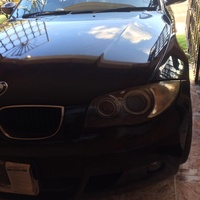 BMW 1-Series 2,0L 2009