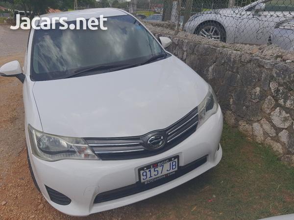 Toyota Axio 1,6L 2013-1