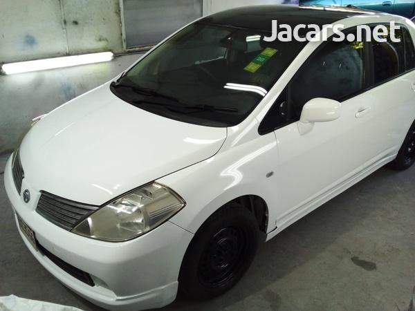 Nissan Tiida 1,5L 2007-1