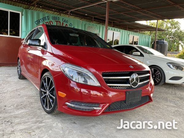 Mercedes-Benz B-Class 2,0L 2013-2