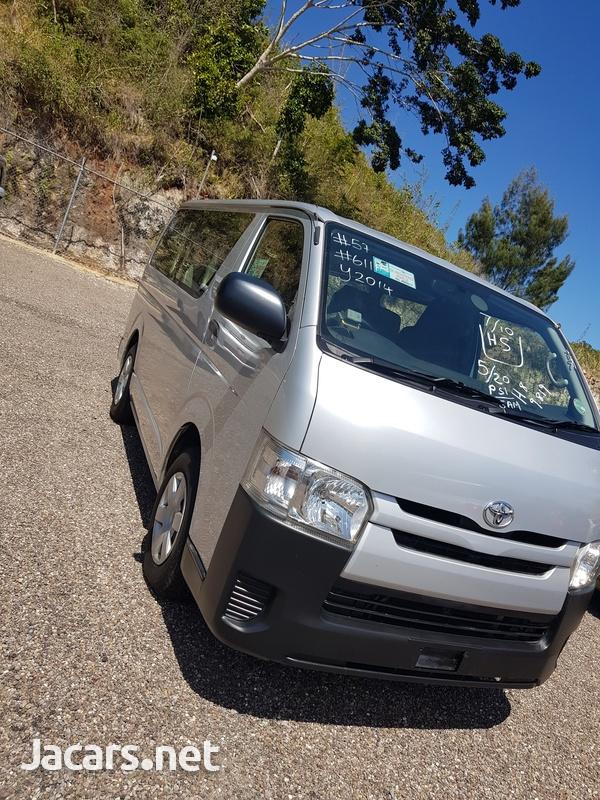 Toyota Hiace 3,0L 2014-5