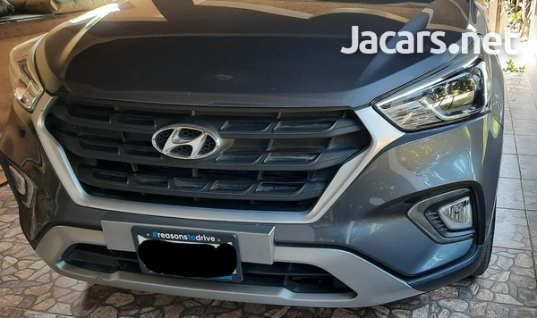 Hyundai Creta 1,6L 2020-6