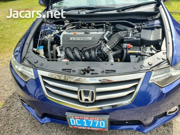 Honda Accord 2,4L 2012-4