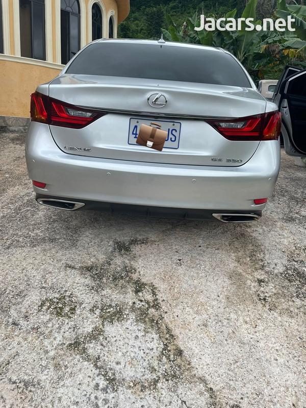 Lexus GS 3,5L 2013-7