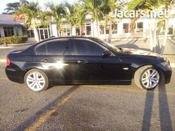 BMW 3-Series 2,4L 2007-3