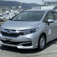 Honda Fit Shuttle 1,5L 2016
