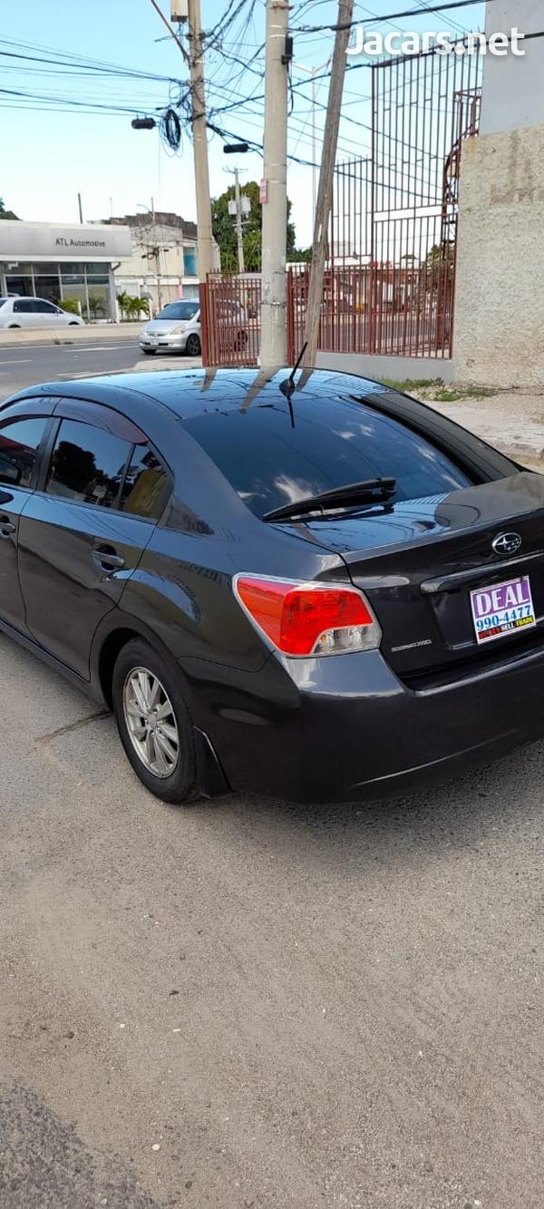 Subaru G4 2,0L 2012-7