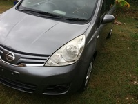 Nissan Note 1,4L 2011