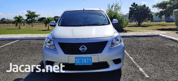 Nissan Latio 1,3L 2015-1