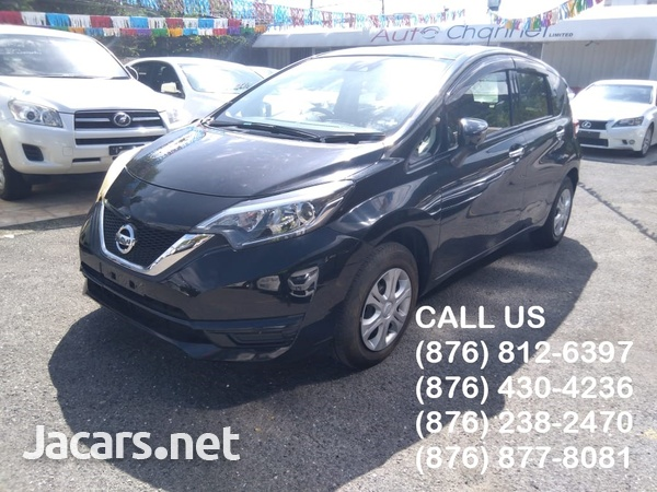 Nissan Note 1,5L 2018-1