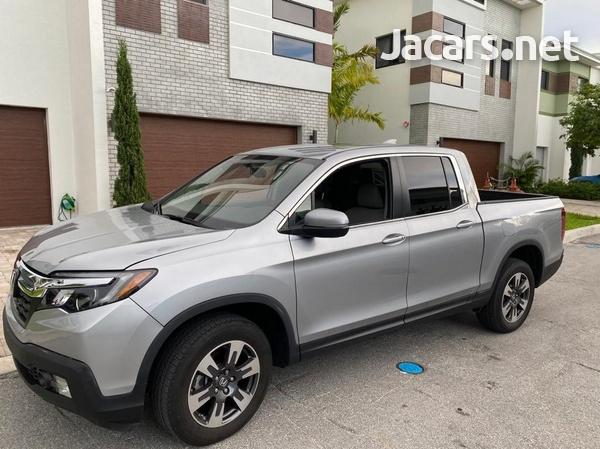 Honda Ridgeline 3,5L 2017-1