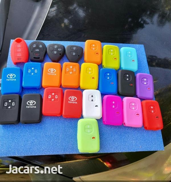 Silicone car key cases-9
