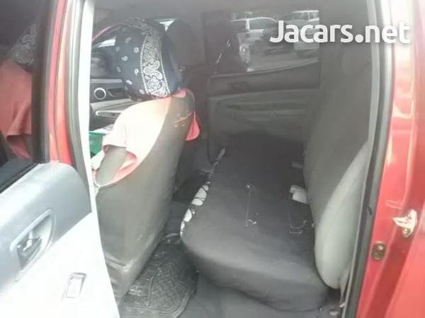 Toyota Tacoma 3,5L 2015-6