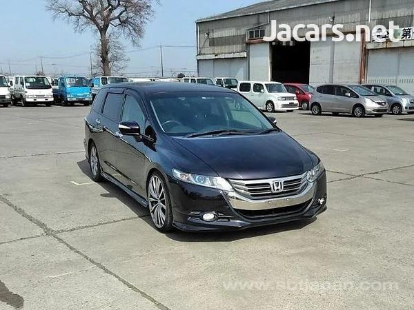 Honda Odyssey 2,5L 2012-1