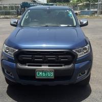 Ford Ranger 3,2L 2017