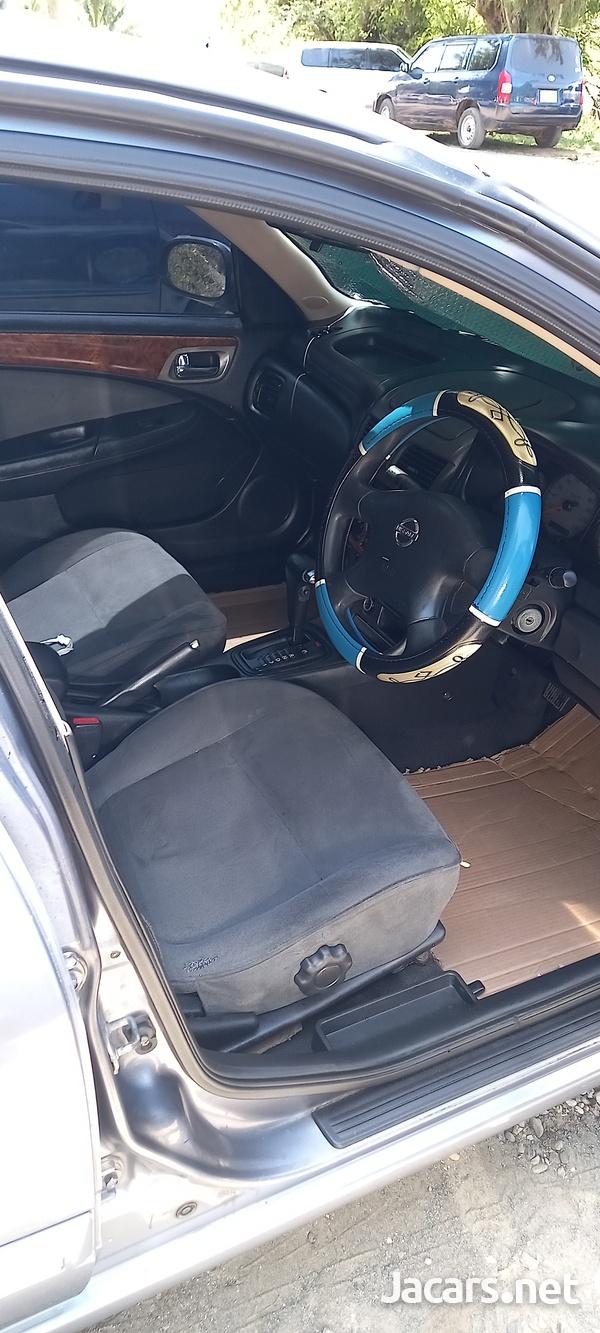 Nissan Sylphy 1,6L 2005-16