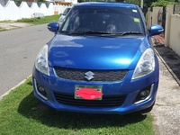 Suzuki Swift 1,2L 2014