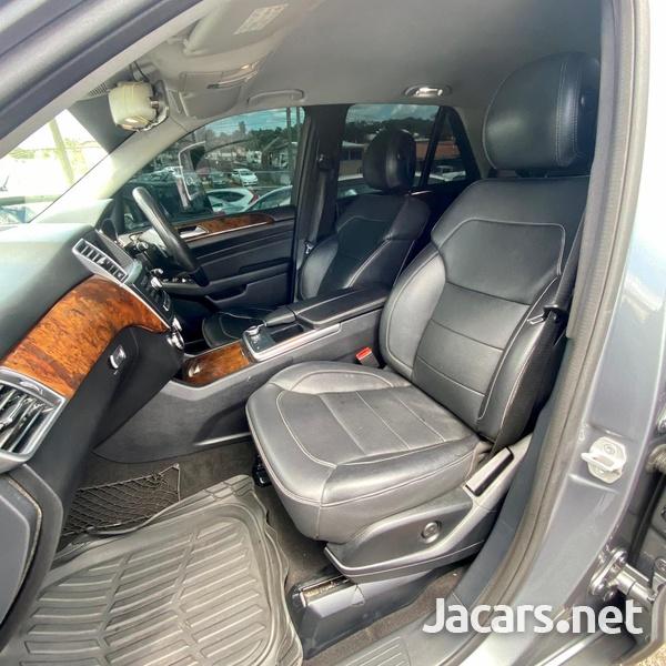 Mercedes-Benz M-Class 3,5L 2014-7