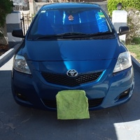Toyota Yaris 1,2L 2012