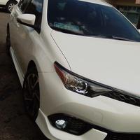 Toyota Scion 2,0L 2016