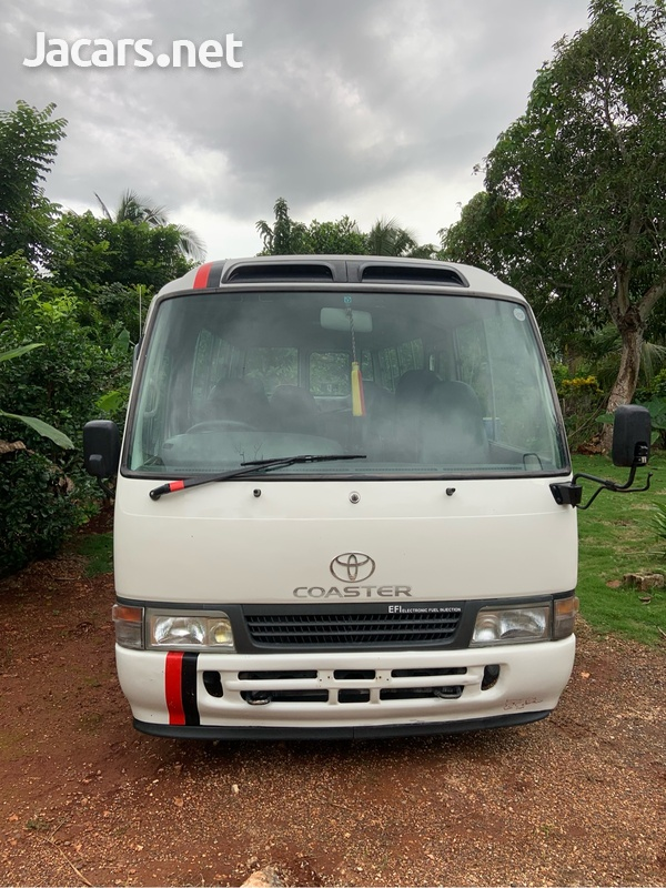 Toyota Coaster Cubby-1