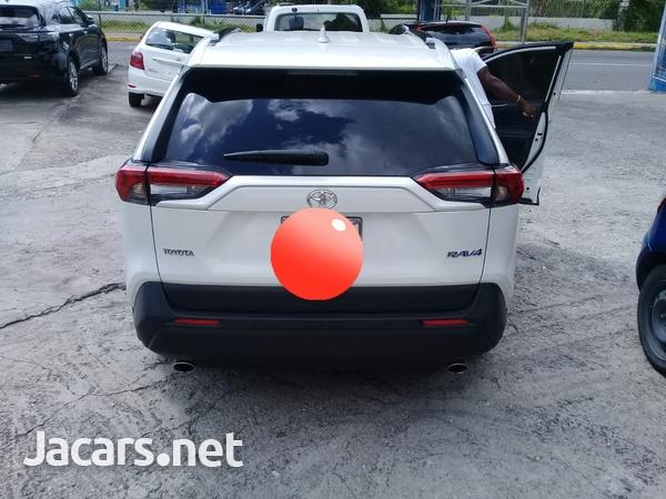 Toyota RAV4 2,0L 2020-2