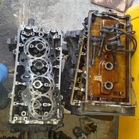 B 18 Honda engine an a B 20 Honda engine and transmission