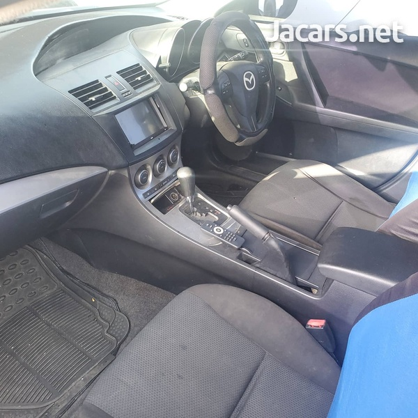 Mazda 6 2,0L 2011-6