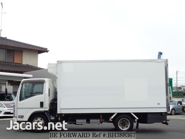 2012 Isuzu Elf Freezer Truck-4