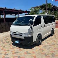 Toyota Hiace 3,0L 2016